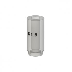 UCLA - Moncone calcinabile rotante TL 1.8